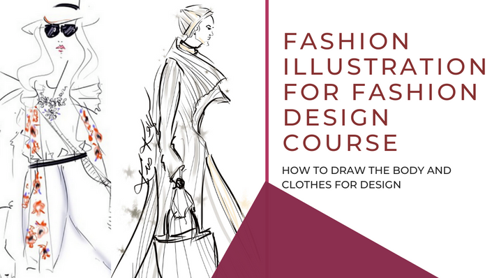 Step By Step Course On Creating Fashion Illustrations Keys In Color