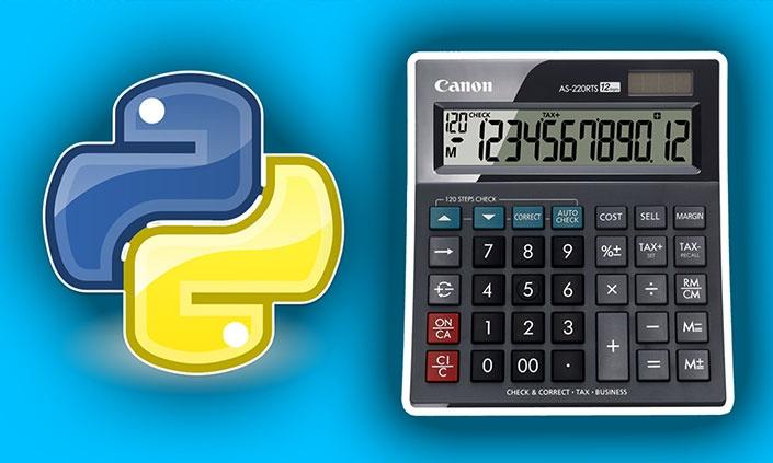 Speedy Python 3 Developer - Create Calculator App in 1 hour