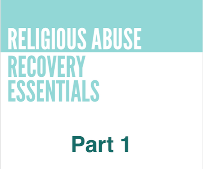 Religious Abuse Recovery Essentials Part 1 | Connie A Baker