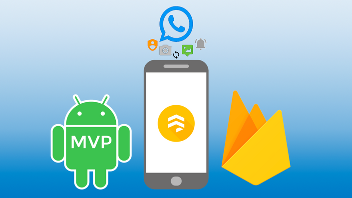 Experto en Firebase para Android con MVP - Curso Completo